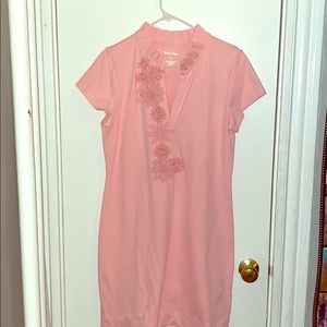 Lilly Pultizer Pink Dress